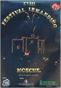 XVIII Festival Irmandiño de Moeche